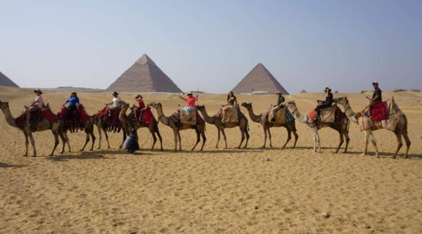 Pyramids of Giza, EZ Tour Egypt