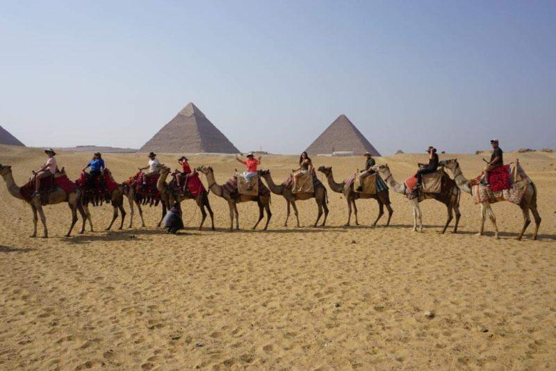 Pyramids of Giza, EZ Tour Egypt