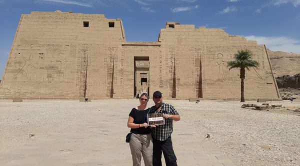 Hapu Temple, Luxor, EZ Tour Egypt