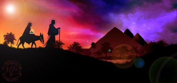 the Holy Family in Egypt- EZ Tour Egypt